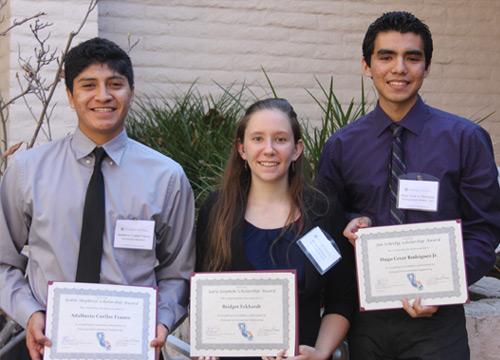 2013-14 CEE Scholarships