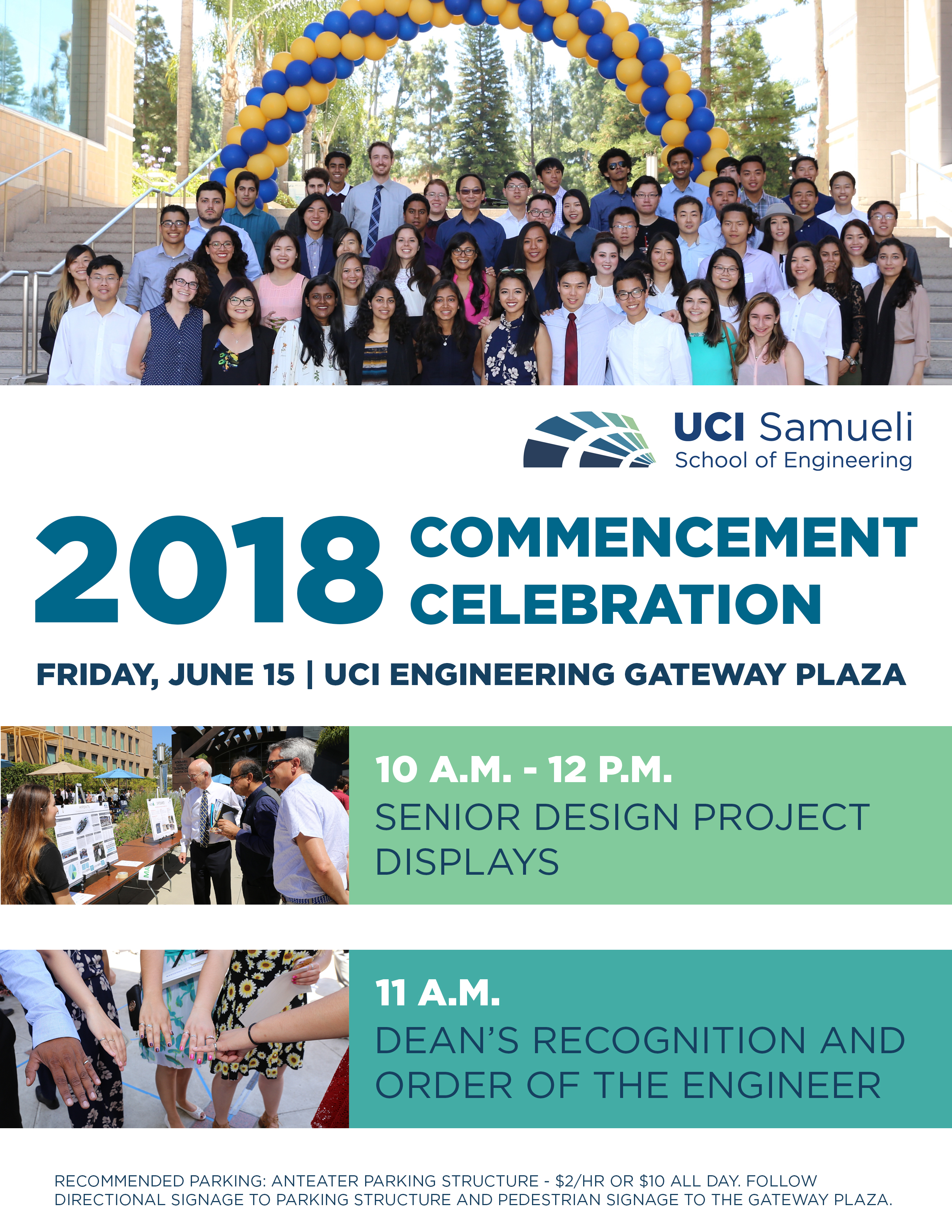 2018 Commencement Celebration