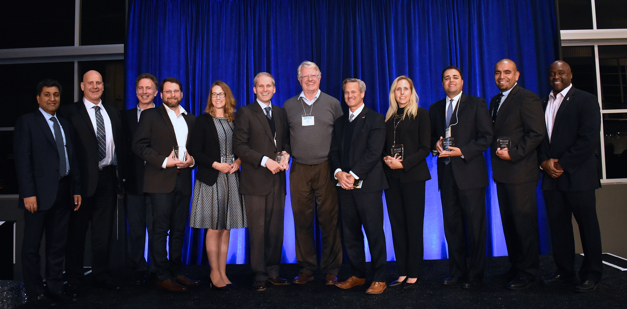 Eleven Alumni Inducted into Hall of Fame at Joint Celebration | The