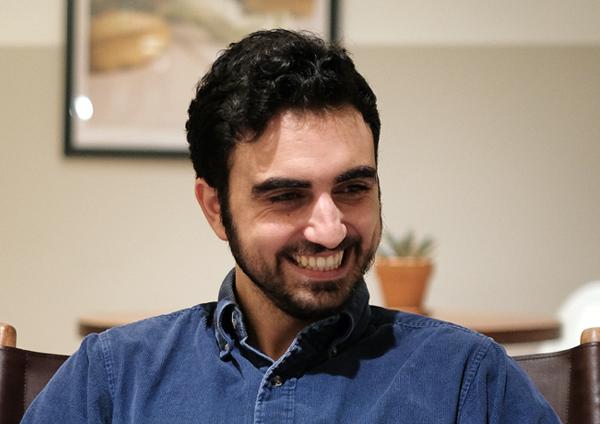 Q & A with Alumnus Faraz Milani '14