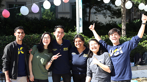 The Samueli School of Engineering's undergraduate program, ranked 21st among public universities, offers degrees in a wide range of traditional and emerging fields. Photo credit: Engineering Student Council