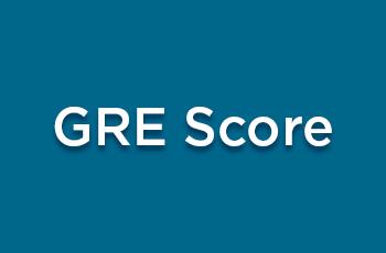 GRE Score