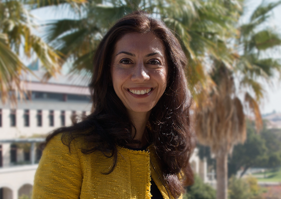 Q & A with Alumna Newsha Ajami '06