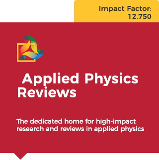 Applied Physics Reviews