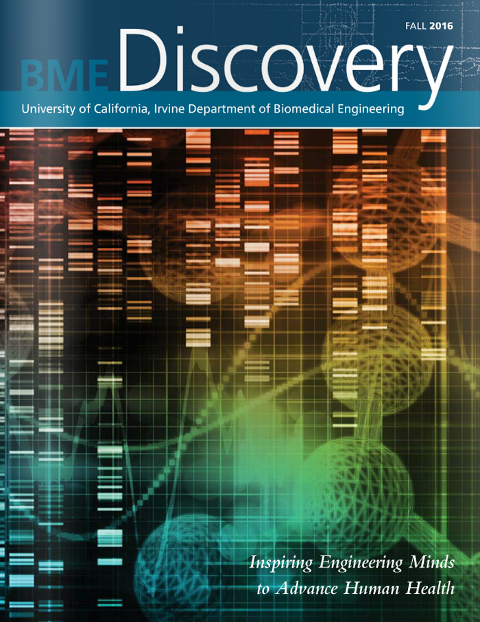 BME Discovery Magazine Fall 2016