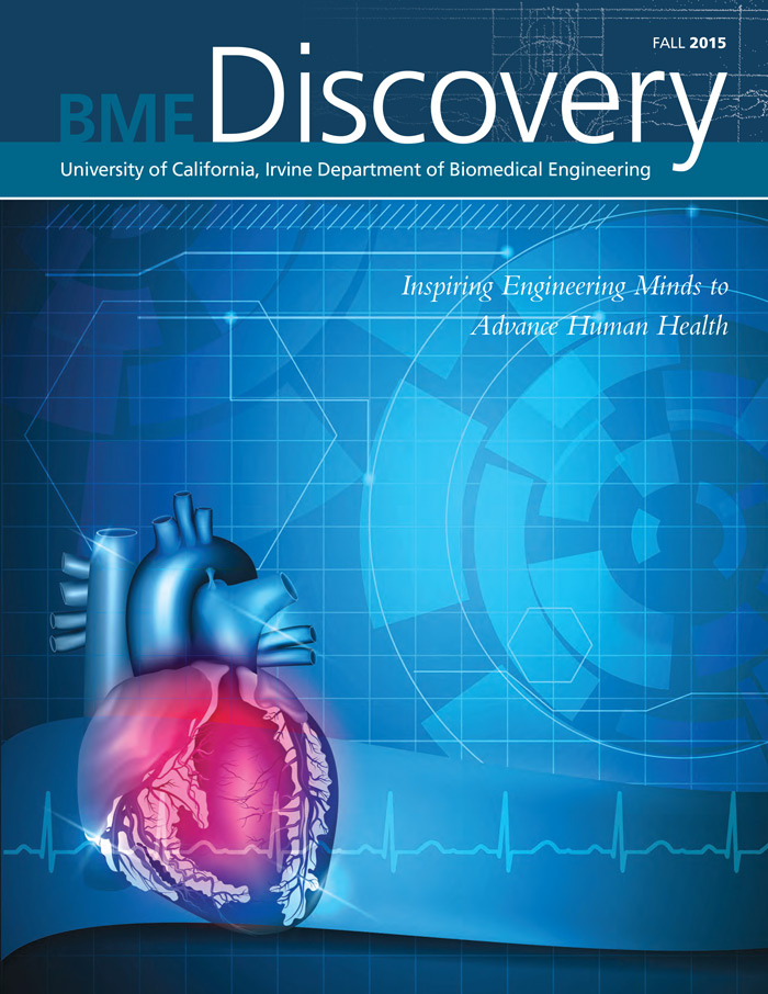 BME Discovery Magazine Fall 2015
