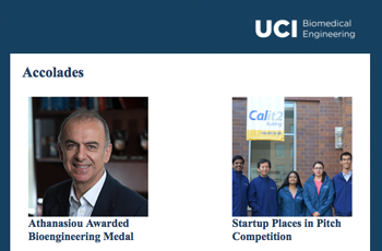 BME@UCI News - January 2018