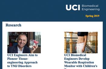 BME@UCI News - Spring 2019
