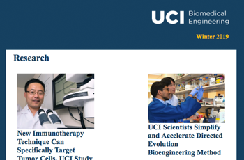 BME@UCI News - Winter 2019