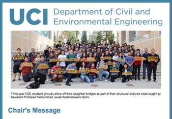 CCEE@UCI News - April 2018