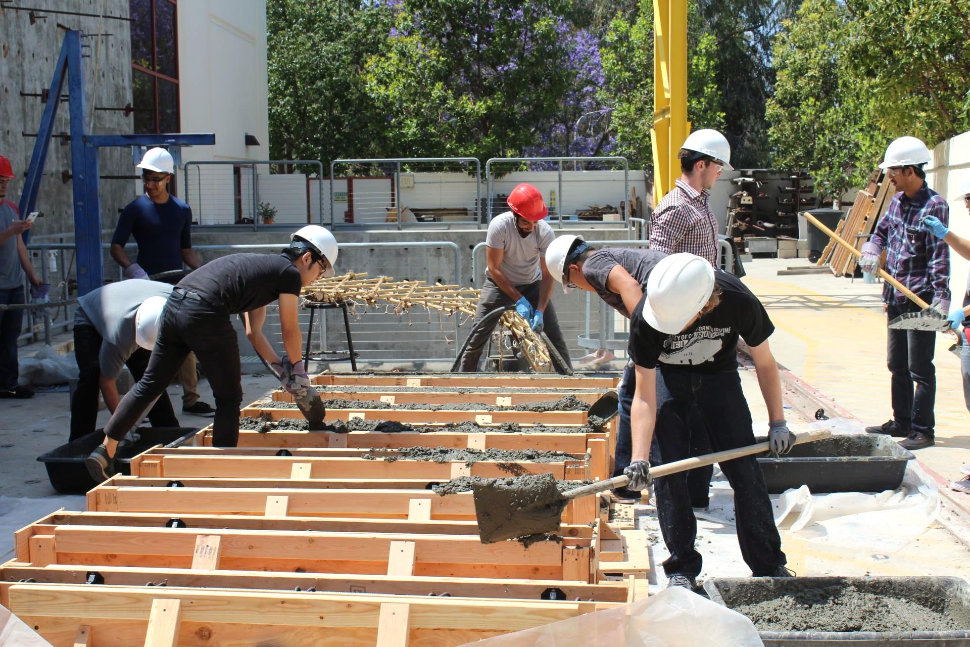 CEE151C: Reinforced Concrete Design – Concrete Beam Testing