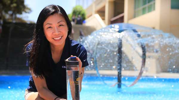 UCI Podcast: Civil Engineers Research Coronavirus in the Bathroom and Sewage Systems