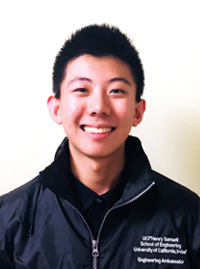 Engineering Ambassador - Ziqi Ding