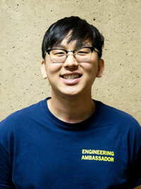 Engineering Ambassador - Dong Hyeon Kim