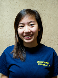 Engineering Ambassador - Vivian Tseng