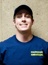 Engineering Ambassador - Mark Washicko