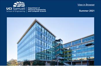EECS@UCI News - Summer 2021