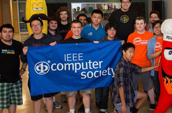 Institute for Electrical and Electronic Engineers, UCI student chapter