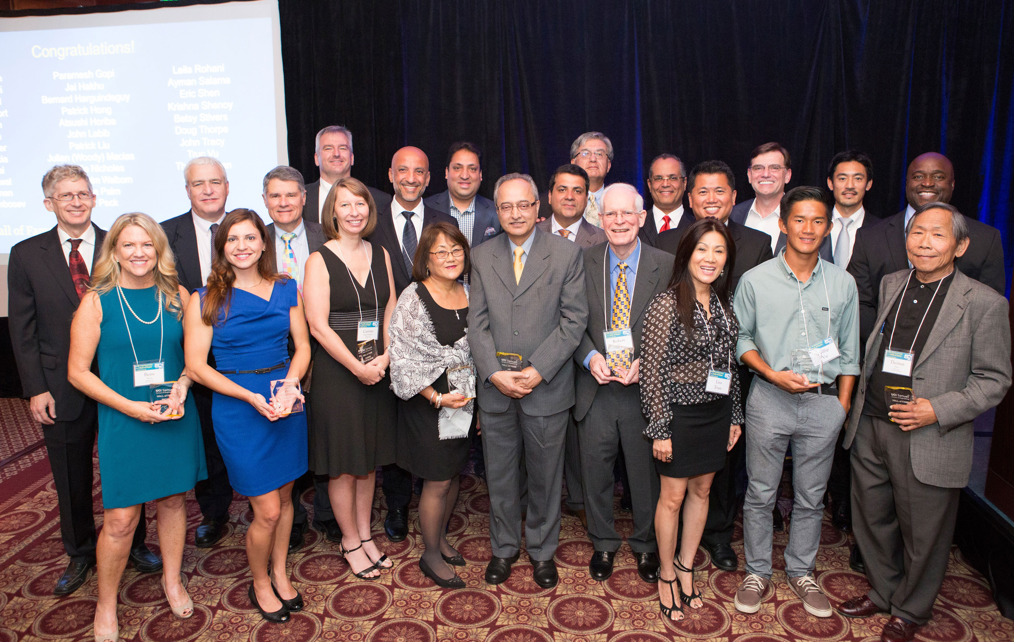 2015 engineering Hall of Fame