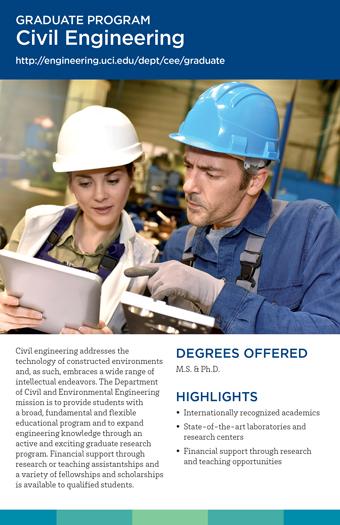 Graduate Studies Brochure - CEE