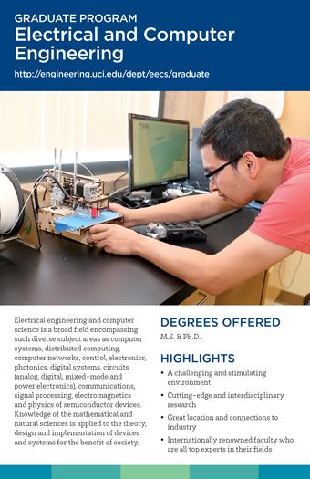 Graduate Studies Brochure - EECS