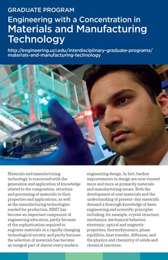 Graduate Studies Brochure - MMT