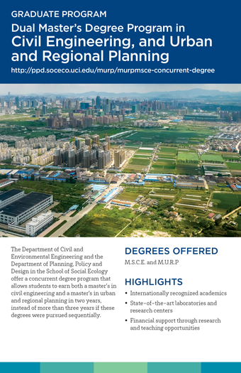 Graduate Studies Brochure - MURP