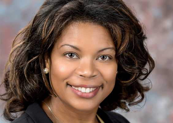 UCI Alumna Cynthis Guidry is the deputy executive director of the Planning and Development Group for Los Angeles World Airports.