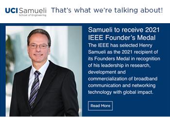 Samueli School of Engineering Newsletter - January 2021