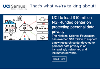 Samueli School of Engineering Newsletter - July 2020