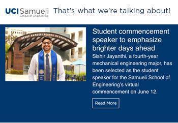 Samueli School of Engineering Newsletter - June 2021