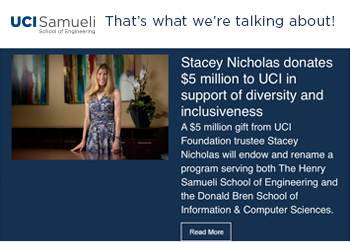 Samueli School of Engineering Newsletter - March 2020