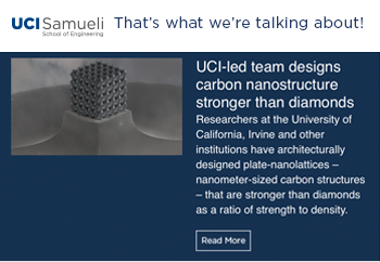Samueli School of Engineering Newsletter - May 2020
