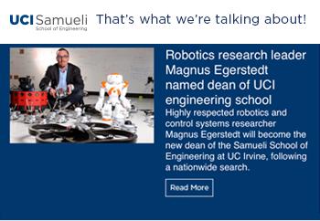 Samueli School of Engineering Newsletter - May 2021