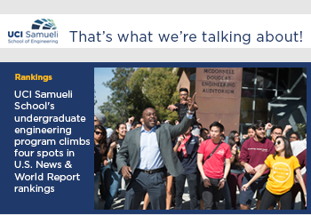 Samueli School of Engineering Newsletter - October 2017