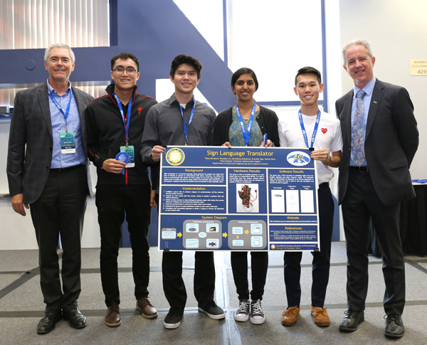 Students Showcase Stellar Work at Winter Design Review | The Henry