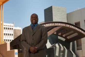 Samueli School Dean Gregory Washington