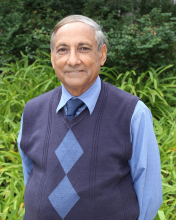 """Known around campus as """"FAM,"""" the professor emeritus was recognized for his research excellence."""