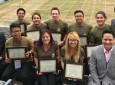 Closed Loop Plastics won honorable mention and a $2,500 prize