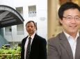 Jafar, Zhao receive Academic Senate awards