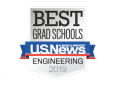 U.S. News & World Report's graduate school rankings placed the Samueli School 21st among public engineering programs.