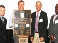 ASCE student chapter plaque