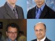 clockwise from top left: Andrei Shkel, Syed Jafar, Nader Bagherzadeh, Franco De Flaviis