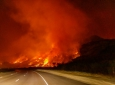 A brush fire in the summer of 2017 consumed large swaths of dried out vegetation on the hillsides of Ventura County, a place that emerged as a hot spot for wildfires over the past two decades, according to a new study by UCI researchers in Nature Scientific Reports. Amir AghaKouchak / UCI