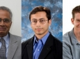 From left: Satya Atluri, Syed Jafar and Matt Law