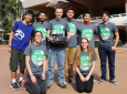 UCI's Chem-E Car team places second in national competition with their Model S hydrogen fuel cell car.