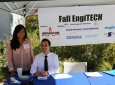 The EngiTECH career fair helps connect students to industry for internship and job opportunities.