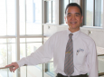 Calit2 Director G.P. Li honored for his outstanding work in mentoring undergraduate students.
