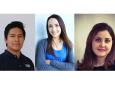 Graduate Students Win Fellowship Awards