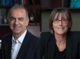 Professors Kyriacos A. Athanasiou and Efi Foufoula-Georgiou